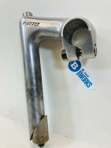"Vintage NITTO Japan 1"" Quill Stem 70 mm 26.0 ~5354~ Alloy Silver Fixie Road"