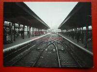 PHOTO  NORWICH RAILWAY STATION 12/5/68