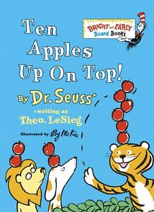 Ten Apples Up on Top! Dr. Seuss Random House Books for Young Readers Brdbk