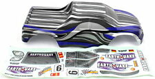 Redcat Racing Part 08319 1/8 Scale Blue and White RC Monster Truck Body