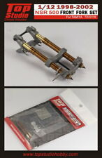 Top Studio 1/12 NSR500 (1998-2002) Front Fork set for Tamiya kit