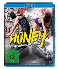 Honey 1 - 4 Standard Version Woodruff, Bille BluRay
