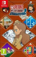 Layton's Mystery Journey: Katrielle and the Millionaires' Conspiracy Switch 8/11