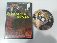 El Cazador Ninja Karate artes marciales Wu Kuo Jen Alexandre Lou Español