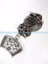 owl pendant slide set scarf pendants