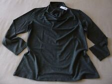 "SALE! NWT OSKA ""Rema"" Neck Detail L/Sleeve Top - size 3 14/16UK RRP£129.00"