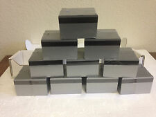 1000 Silver Pvc Cards - HiCo Mag Stripe 3 Track - Cr80 .30 Mil for Id Printers