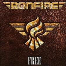 BONFIRE-FREE  CD NEU