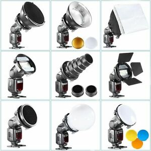 Universal K9/K-9 Flash Adapter Accessory Kit f Speedlite /Speedlight / Flash Gun