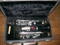 Vito Clarinet,Regotone USA serial.#75614 with case
