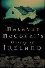 Malachy McCourt's History of Ireland, McCourt, Malachy, Good Book