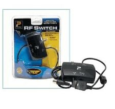 Playtech RF Switch Playstation PS1 PS2 Antenna Input Connection CH3 CH4 TV