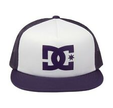 New Licensed DC Shoes SNAPBACK Trucker CLASSIC Hat Navy/White Dyrdek SICK LID!!