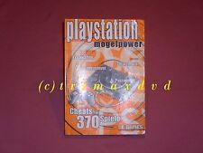 BUCH _ PlayStation Mogelpower von X-Games _ Cheats und Lösungen für 370 Spiele