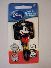 Mickey Mouse Kwikset House Key Blank