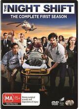 The Night Shift : Season 1 **EX RENTAL** (DVD, 2015, 2-Disc Set)