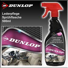 Dunlop Lederpflege Sprühflasche für Leder innen Auto Reiniger 500ml Autopflege