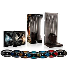 X-MEN ADAMANTIUM COLLECTION BLU-RAY W/ WOLVERINE CLAWS LIMITED TO 700 SETS ONLY