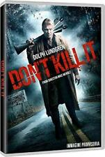 Dvd Don'T Kill It (2017) - Dolph Lundgren ......NUOVO