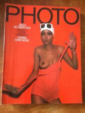 PHOTO MAGAZINE N°102 de 1976 - GIACOBETTI - POLAROID CONTRE WIZARD  -ca78