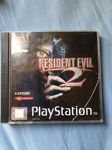 Résident Evil 2 en Allemand . Sony PS1