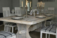 Handmade Wooden Dining Room Table & Chair Sets
