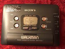 Vintage Sony Walkman WM-Fx511 Cassette Player VERY RARE TESTED!! Works-Read Desc