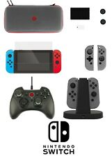 Nintendo Switch Controller Gamepad Hard Case Protector Joy Con Charging Tower