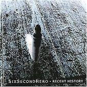RECENT HISTORY NEW CD