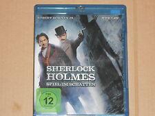Sherlock Holmes: Spiel im Schatten - (Robert Downey Jr., Jude Law) BLU-RAY
