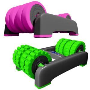 BackBaller Foam Roller Muscle Roller for Deep Tissue Pain Relief Muscle Massage