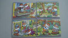 Ferrero Puzzle Fancy Fuxies 1998 incl all bpz P11