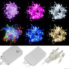 20/30/50/100/200 LED String Fairy Lights Christmas Xmas Indoor/Outdoor Lighting