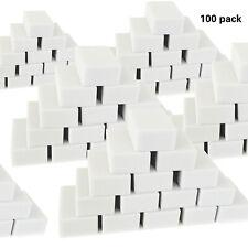 100pcs Cleaning Magic Sponge Eraser Melamine Cleaner multi-functional foam