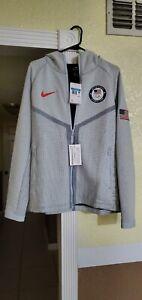 Nike Tech Pack Windrunner Team USA Olympic Jacket CT2798-043 Hoodie Sz Medium!!!