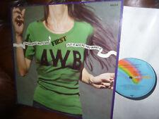 AVERAGE WHITE BAND awb, Put it where you want it, funk rock german mca LP, 1975