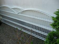 Zaunelemente Metall Gunstig Kaufen Ebay