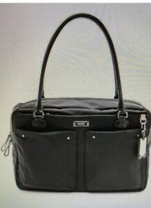 NEW Tumi Black Cortina Boarding Tote  Style 0481703D