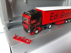 MAN TGA  18.460   Edi Grabovac Transport  Tautliner   Exclusive Serie