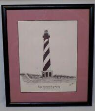 Cape Hatteras Lighthouse North Carolina Coast Art Beach House Philip Madison NC