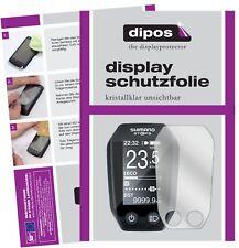 3x Shimano Steps LCD SC-E6010 Schutzfolie klar Displayschutzfolie Folie Display
