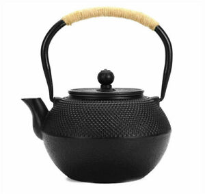 Japanese Cast Iron Teapot Kettle With Stainless Steel Infuser Stovetop Teapots