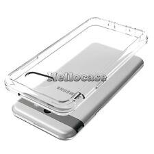 For Samsung Galaxy J3 Emerge / Prime / Luna Pro /J3 2017 Hybrid Clear Case Cover