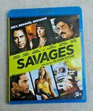 DVD CINÉMA FILM SERIE / SAVAGES JOHN TRAVOLTA  OLIVER STONE 2013 BLU-RAY