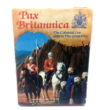 Vintage Pax Britannica Board Game by Victory / Avalon Hill 1985, Wargaming RPG