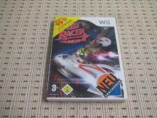 Speed Racer The Videogame für Nintendo Wii und Wii U *OVP*