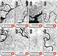 European City Maps - Collection V Slim Phone Case for iPhone | Travel Wanderlust