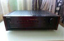SONY TA-F690ES STEREO AMPLIFIER WOODEN SIDES