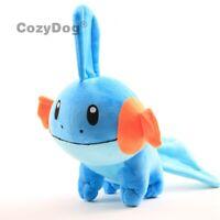 Anime Mudkip Plush Toy Stuffed Animal Soft Doll 12'' Teddy Kids Birthday Gift
