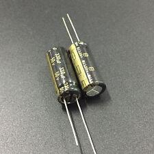 4.7 uf 63v 105c basso ESR Radiale dimensioni 5mmx11mm NICHICON upw1j4r7mdd x5pcs